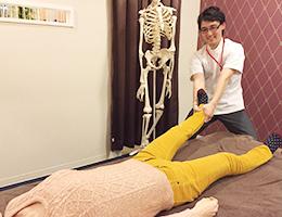 身体の反射を測る検査⑵